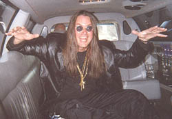 OzzFest - My Year as Ozzy by Don Wrege